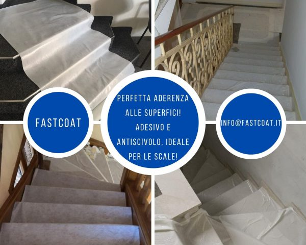 FastCoat aderenza alle scale