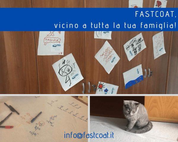 FastCoat dalla parte dei bambini