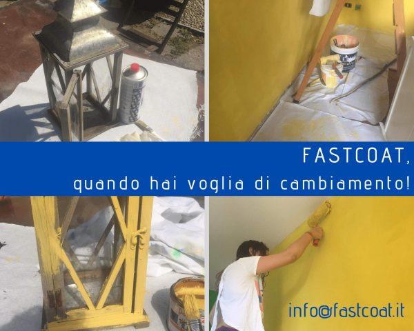 FastCoat per il restyling