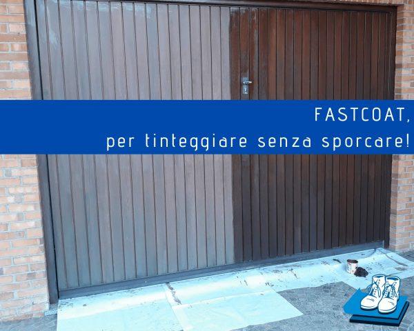 FastCoat per imbiancare senza sporcare